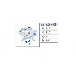ANGLE ALU 390 4 DEPARTS A...