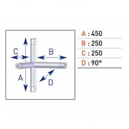 ANGLE 4D MONOTUBE 50X2 0m45...