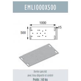EMBASE ACIER pour SX 290,...