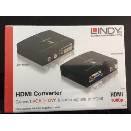 LINDY CONVERT VGA/HDMI