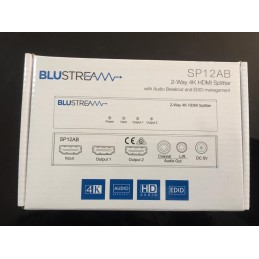 SP12AB BLUESTREAM DISTRIB...