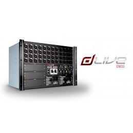 DLIVE DLIVE-DM32 Allen &...