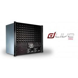 DLIVE DLIVE-DM64 Allen &...