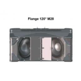 STM, Kit Flange 120° pour M28.