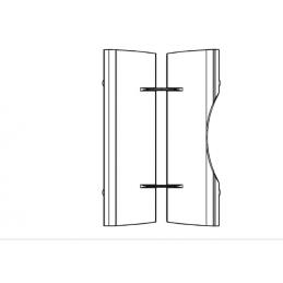 Kit flange pour GEO M1210...