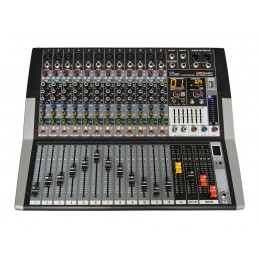 MARK MIXER MM 12599 AMPLIFIE USB - FX - BLUETOOTH 6 VOIES