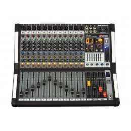 MARK MIXER MM 1299 USB - FX - BLUETOOTH 12 VOIES