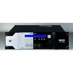 NXAMP 4X1 CONTROLEUR AMPLIFIE NEXO