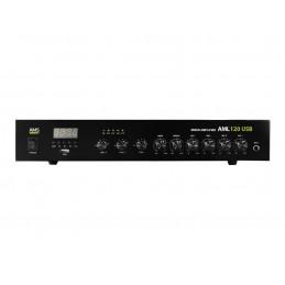 AMS AML 120 USB AMPLIFICATEUR 120W