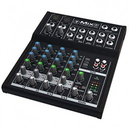 MIX8 MACKIE CONSOLE ANALOG...