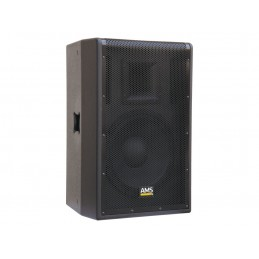 "AMS AS 400 PW ENCEINTE 15"" AMPLIFIEE"