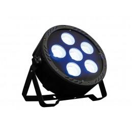 AMS PAR 6 180 LEDs 6 RGB de 3W