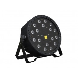 AMS PAR 62 LASER LEDs 18X1W RGB LASER