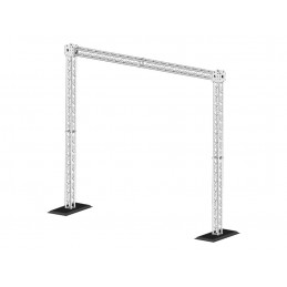AMS SET DISCO 20 STRUCTURE DECO PHOTOCALL 2mx2m