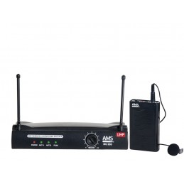 MU 200LV AMS MICRO SANS FIL UHF + 1 MICRO MAIN