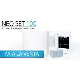 WORK NEO SET 100 ENCEINTE BLUTOOTH BLANC