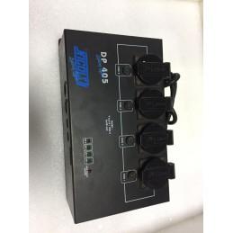 DP405 BLOC DIMMER 4X5A
