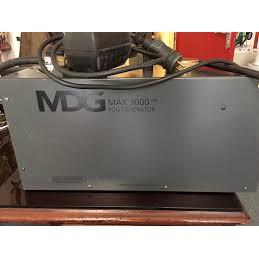 Machine à fumée MDG