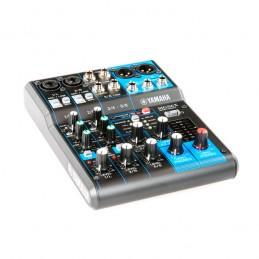 Console de mixage...