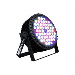 MARK SUPERMULTIPAR LED 162 W3 54x3W R+G+B+W LEDs (14R+14G+14B+12W)