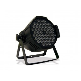 MARK SUPERMULTIPARLED 162/3 LED 54 RGB (3 en 1) x 3W