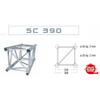 Structure Serie 400 CARREE