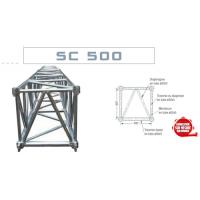 Structure Série 500 CARREE