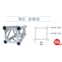 Structure Serie 250 CARREE